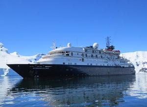 Nave Hebridean Sky crociera in antartide