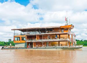 Crociera Delfin Rio delle Amazzoni