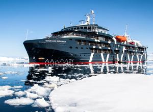 Nave crociera Antartide Magellan Explorer