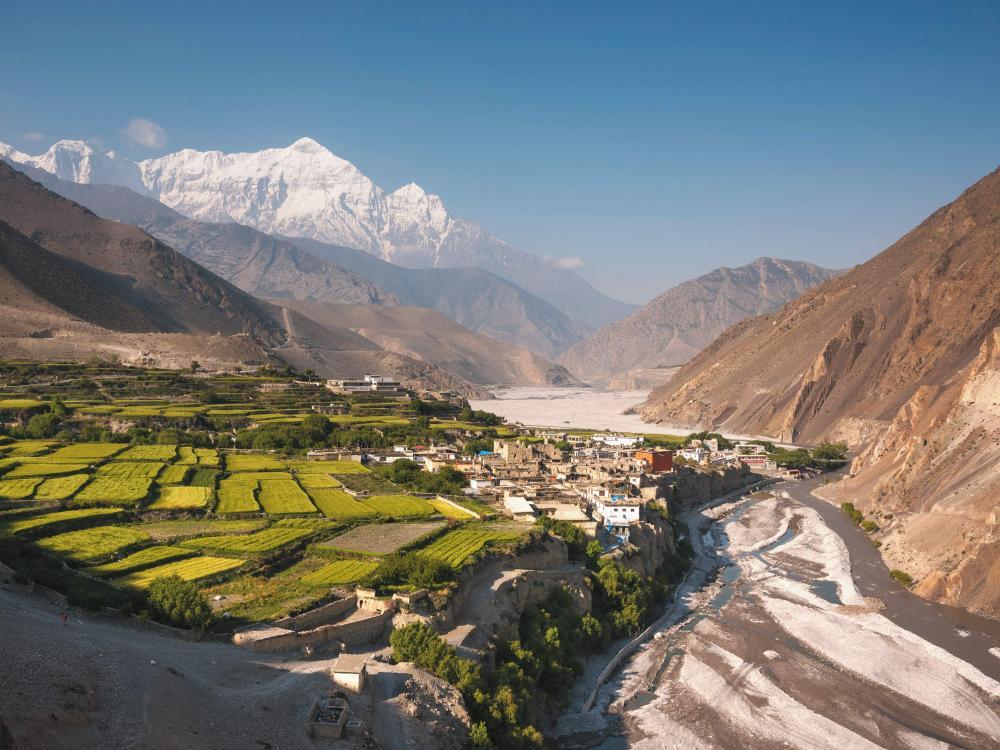 Nepal incontri doganali